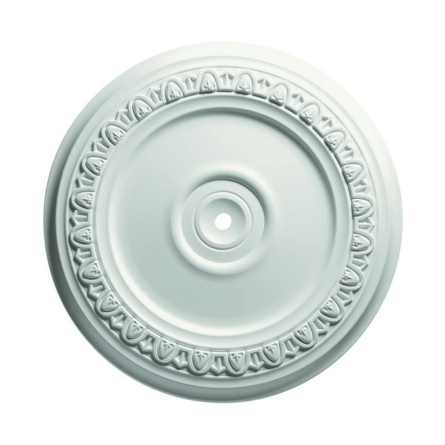 egg u0026 dart medallion - Ceiling Medallion