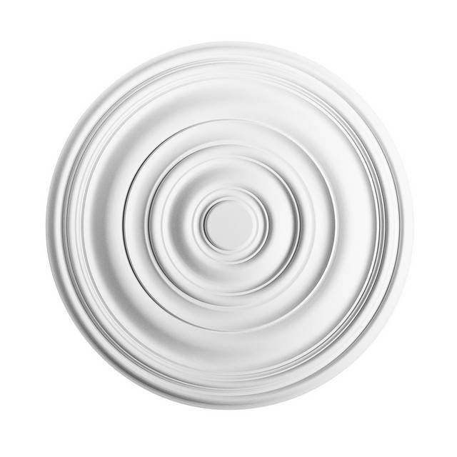 luxxus ceiling medallion r40 r40 - Ceiling Medallion